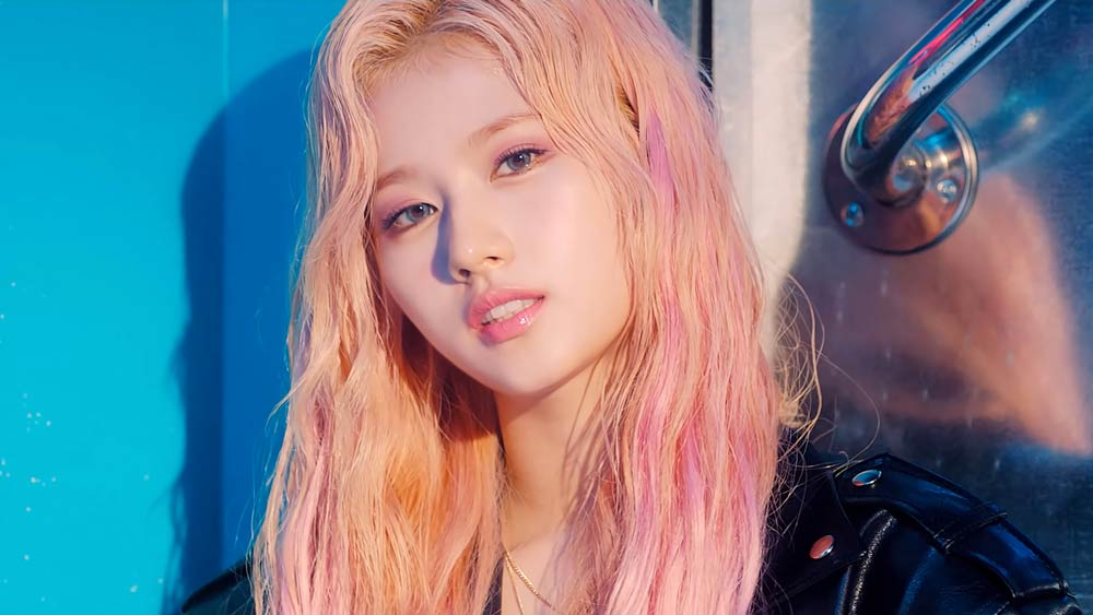 TWICE's Sana Is A Blooming Barbie Doll In 1st Look Pictorial