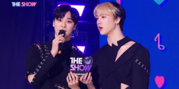 "ASTRO's Moonbin and Sanha song get their first win for ""Bad Idea"" on SBS MTV's 'The Show'"