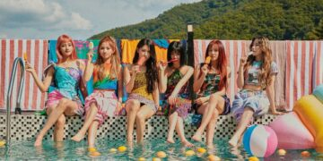 (G)I-DLE are the only major K-pop girl group writing their own music