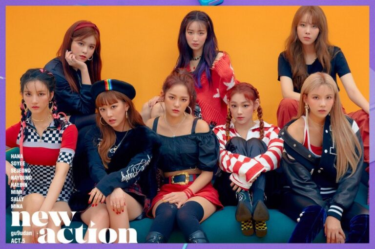 Jellyfish Entertainment's first girl group Gugudan disbands after 4 years