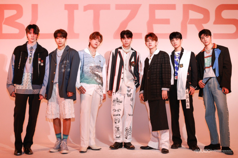 The next BTS? A look inside the making of new K-pop group Blitzers