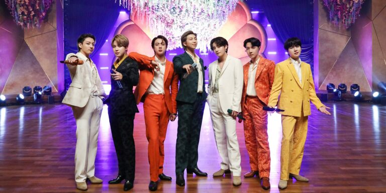 BTS Included in Lineup for 2021 'Good Morning America' Summer Concert Series