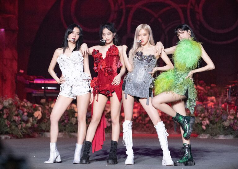 BLACKPINK is the Most Searched for Girl Group on MelOn for April 2021