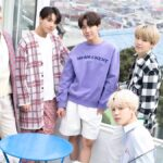 BTS to look out from the cover of Rolling Stone's June issue
