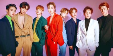 """EXO Impressively Dominates Worldwide Charts With Special Album """"Don't Fight The Feeling"""""""