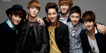 """EXO Becomes Sextuple Million Seller with Special Album 'DON'T FIGHT THE FEELING"""""""