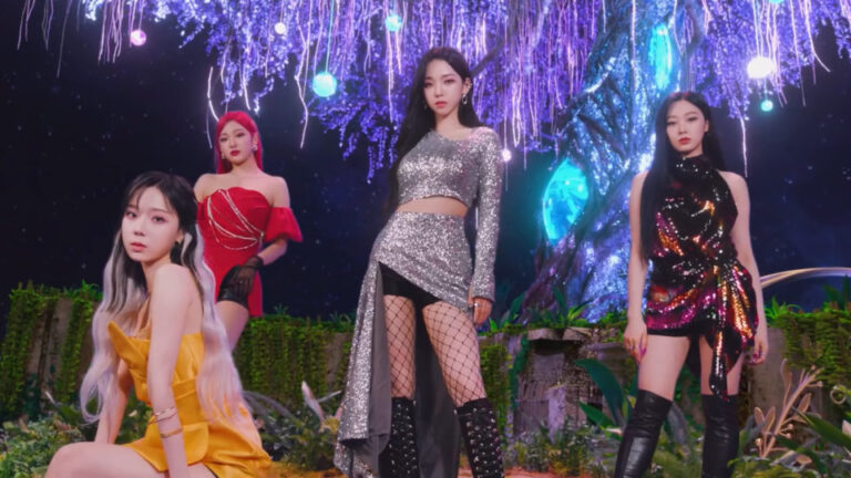 Aespa Takes over as No 1 Girl group in June Brand Rankings
