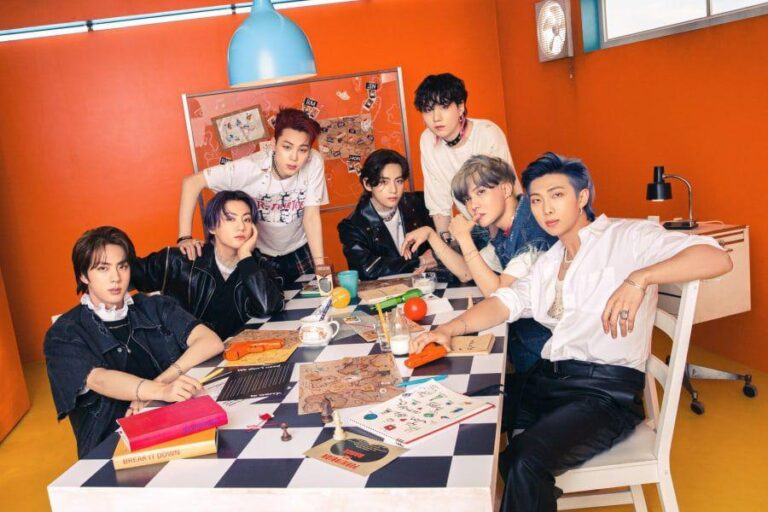 BTS releases new concept photos before 'Butter' CD