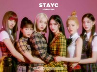 STAYC's 'Stereotype' wins #1 on this week's broadcast of MBC M's 'Show Champion'
