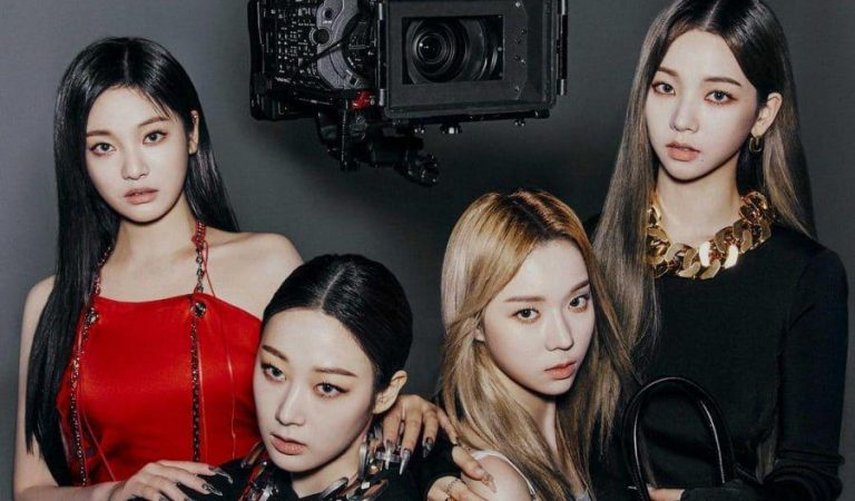 K-pop girl group Aespa trends with 1st mini album and new single 'Savage'