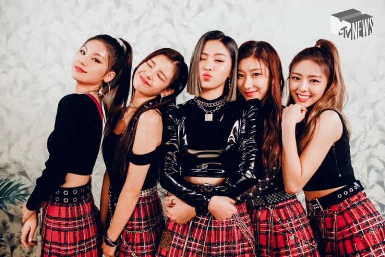 Itzy gains Chart A No. 1 Bestselling Album In The U.S.